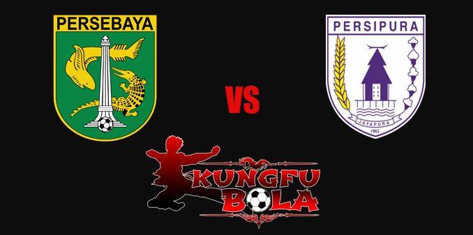 Persebaya Surabaya vs Persipura