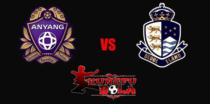 FC- Anyang vs Seoul-E-Land FC
