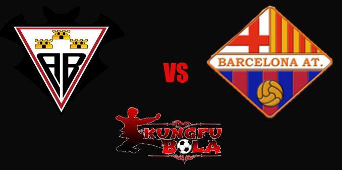 Albacete-Balompie vs FC-Barcelona-B