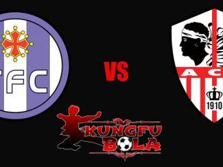 FC-Toulouse vs AC-Ajaccio