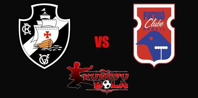 Vasco-Da-Gama-RJ vs Parana-Clube-PR