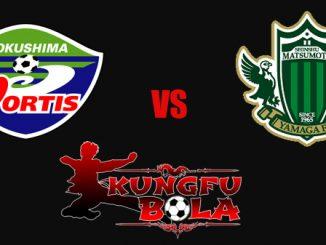 Tokushima Vortis vs Matsumoto Yamaga FC