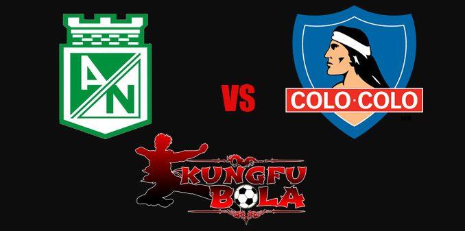Atletico Nacional-Medellin vs Colo-Colo