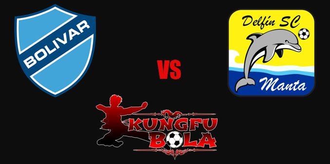 Club- Bolivar vs Delfin-SC