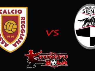 AC Reggiana 1919 vs Robur Siena