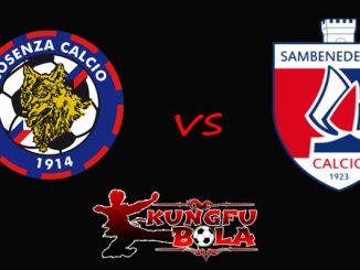 Cosenza Calcio vs SS Sambenedettese Calcio