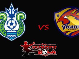 Shonan Bellmare vs Vegalta Sendai