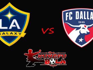 Los Angeles Galaxy vs FC Dallas