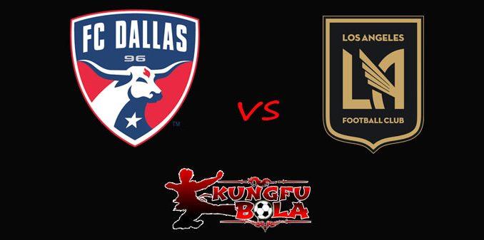 FC Dallas vs Los Angeles FC