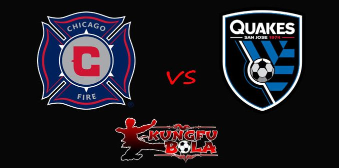 Chicago Fire vs San Jose Earthquakes