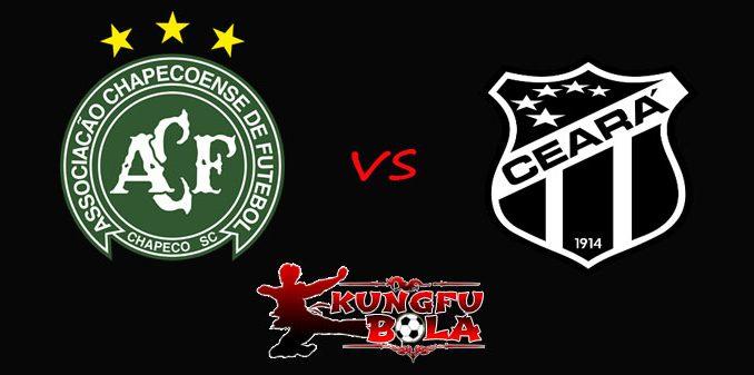 Chapecoense SC vs Ceara CE