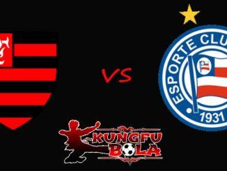 FLAMENGO RJ vs Bahia Salvador BA