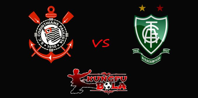 CORINTHIANS SP vs America Mineiro MG