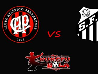 ATLETICO PR vs SANTOS SP