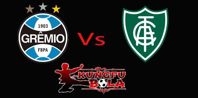 Gremio vs America Mineiro