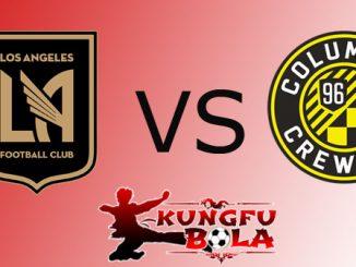 LAFC vs Colombus crew