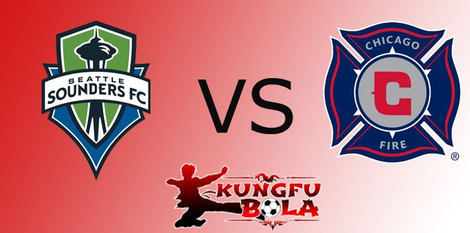 Seattle Sounders FC vs Chicago Fire