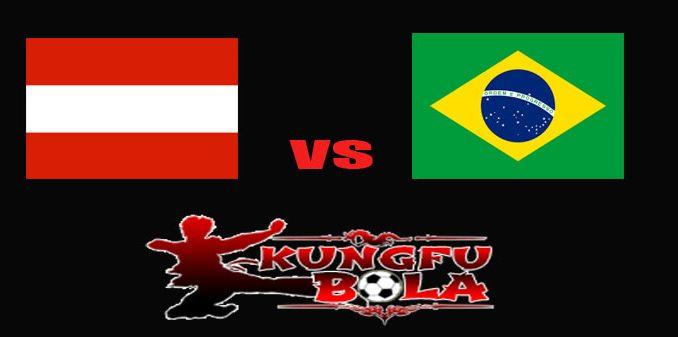 austria vs brasil