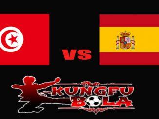 tunisia vs spanyol