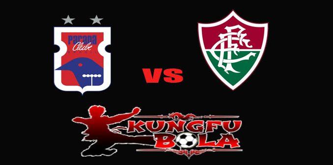 Parana PR vs Fluminense