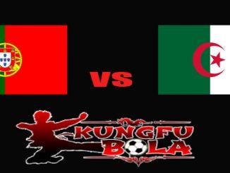 portugal vs algeria