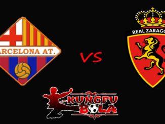 FC Barcelona B vs Real Zaragoza