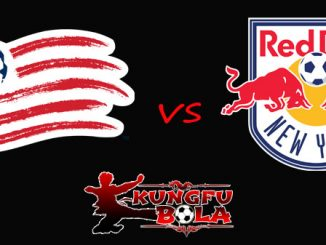 New England vs New York Red Bulls
