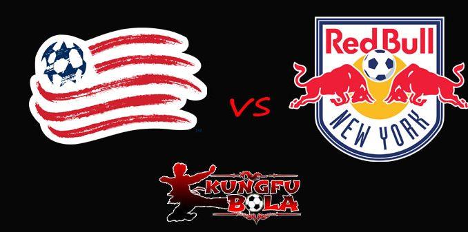 New England vs New York Red Bulls