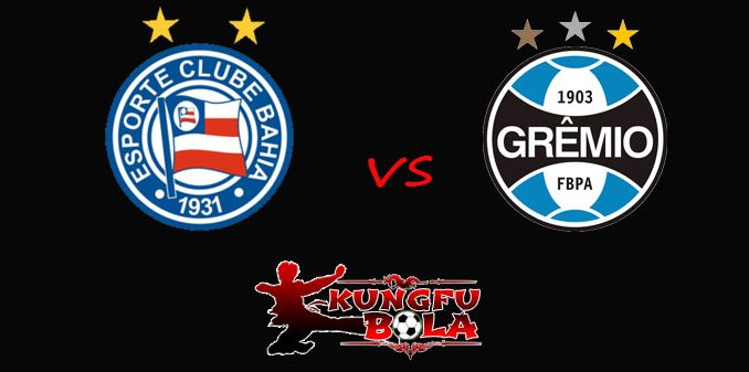 Bahia BA vs Gremio