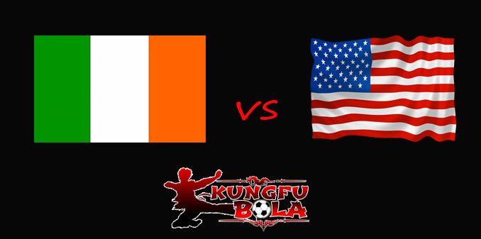 irlandia vs USA