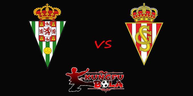 Cordoba CF vs Sporting GijonCordoba CF vs Sporting Gijon