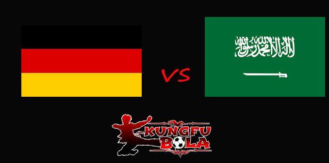 jerman vs arab saudi