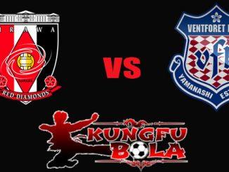 Urawa Red Diamonds vs Ventforet Kofu