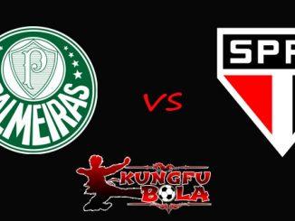 PALMEIRAS SP vs SAO PAULO SP
