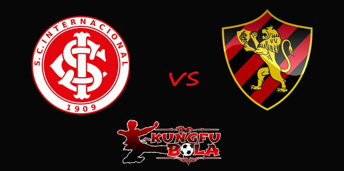 INTERNACIONAL RS vs SPORT RECIFE PE