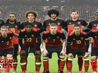 profil tim belgia piala dunia 2018