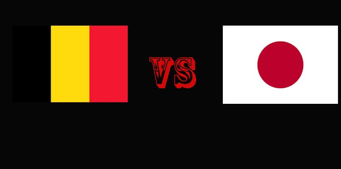 belgia vs jepang