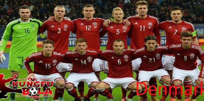 profil tim Denmark piala dunia 2018
