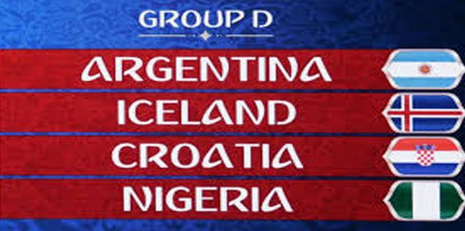 tabel grup D piala dunia