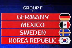 tabel grup F piala dunia