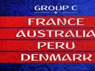 tabel grup C piala dunia