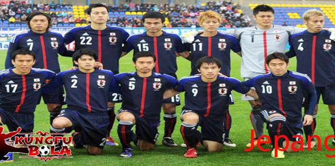 profil tim jepang piala dunia 2018