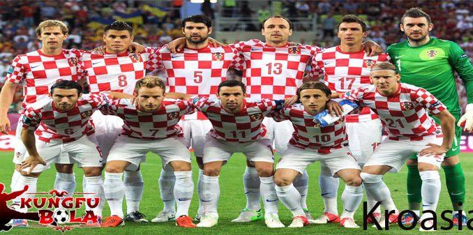 profil tim kroasia piala dunia 2018