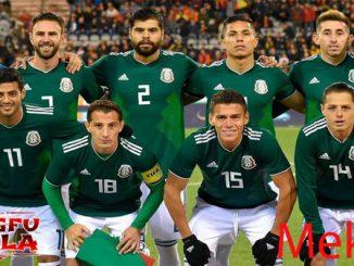 meksiko profi 2018l