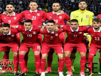 profil tim serbia piala dunia 2018