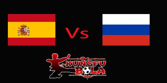 spanyol vs russia