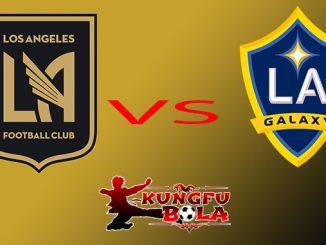 LAFC Vs LA Galaxy