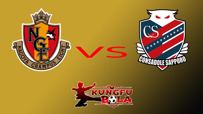 Nagoya Fc vs Sapporo