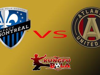 montreal impact Vs atlanta united fc