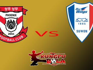 sangju sangmu vs suwon bluewings